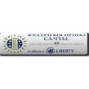 Wealth Solutions Capital PTY LTD