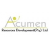 Acumen Resources Development